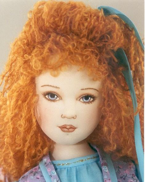 Dollmaker's Angel by Kez - Cloth Doll Pattern