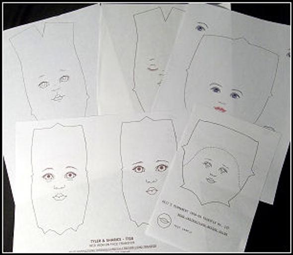 Extra Kezi Face Transfers