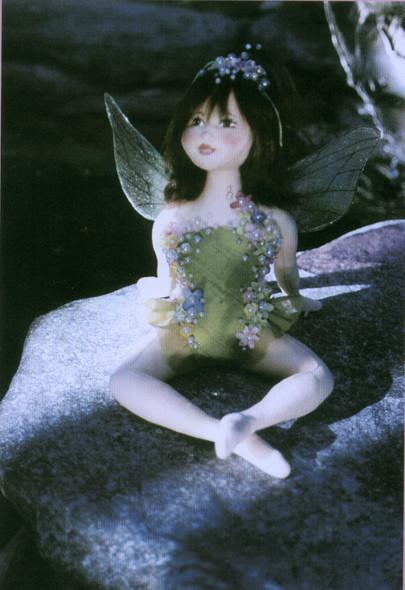 Dawn, Fairy Pattern by Arlene