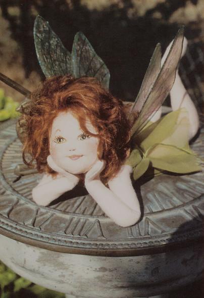 Megan McGuire, Fairy Pattern by Arlene