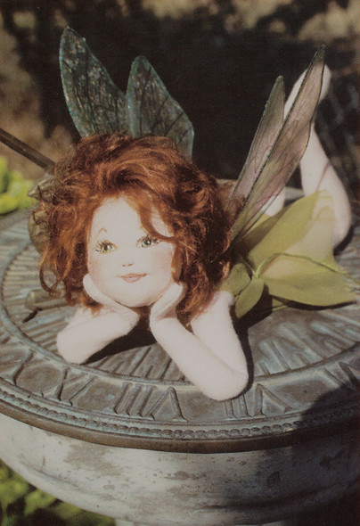 Megan McGuire, Fairy - E-Pattern