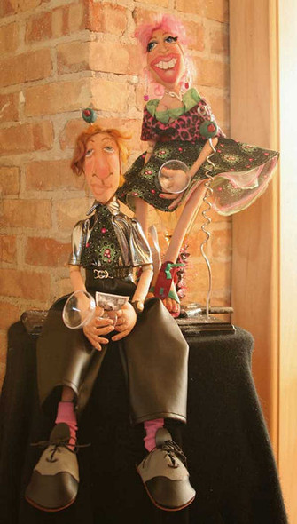 Cosmo and Martina E-Class E-Pattern - Cloth Doll PDF Download Class and Pattern