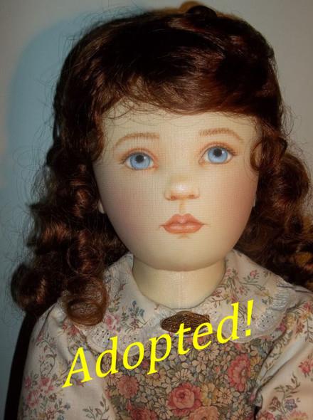 Portland - OOAK Doll by Kezi Matthews