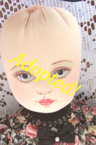 Janine - Original Doll by Kezi Matthews