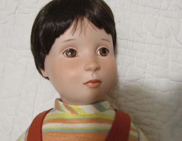"""""""Neil"""" - Original Porcelain Doll by Kezi Matthews"""