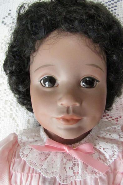 Dana  -  A Kezi Original Porcelain Doll.  Artist doll by Kezi Matthews