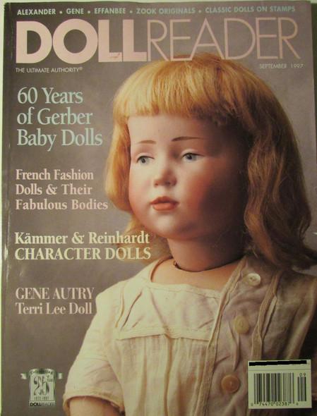 Doll Reader September 1997