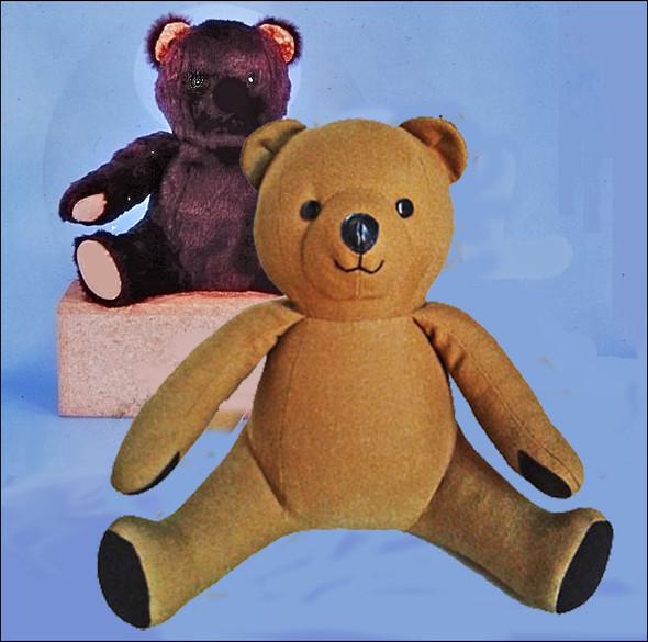Teddy Bear by Colette Wollf