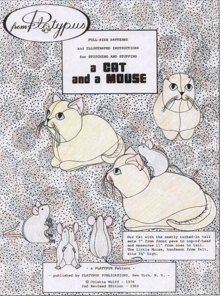 Cat and Mouse by Colette Wolff