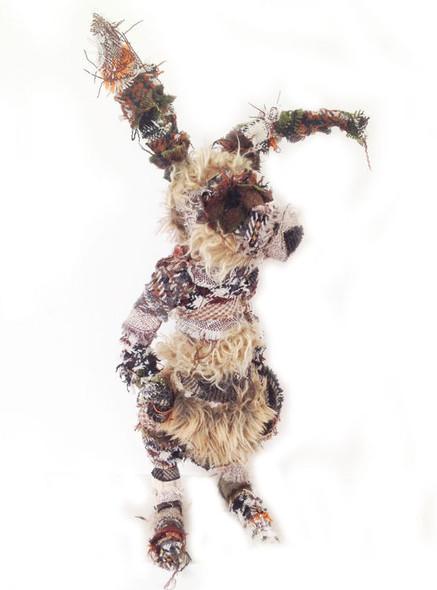 Mr. Hare - Cloth Doll Pattern by Jill Maas