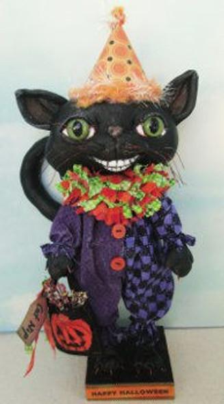 Halloween Catnip, Cloth Doll Making Pattern