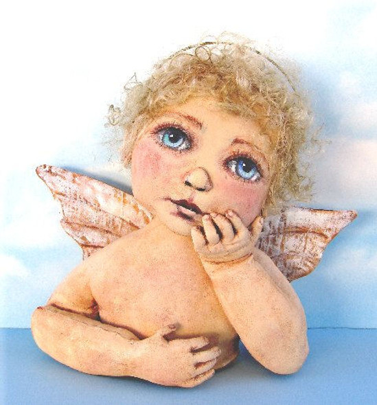 Day Dreams, Angel Cloth Doll Making Pattern