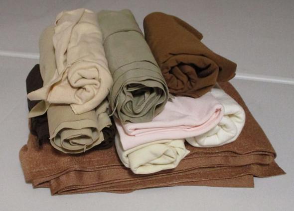 Fabric - Dollmaking - Stash Sale by Judi Ward