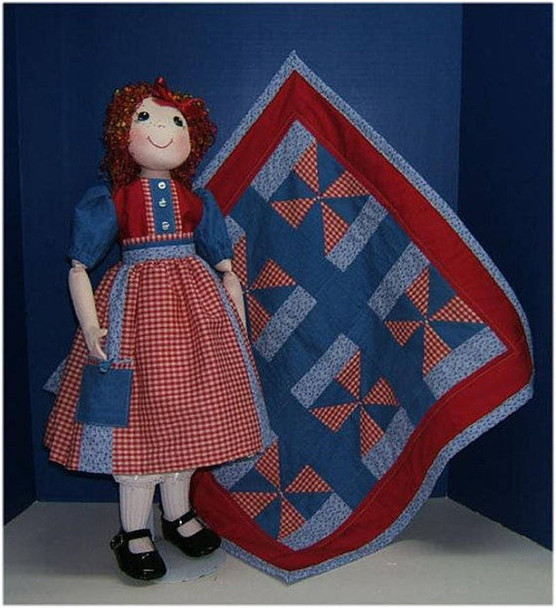 My First Quilt Pattern ~ Quilt E-Pattern - PDF Download Sewing Pattern