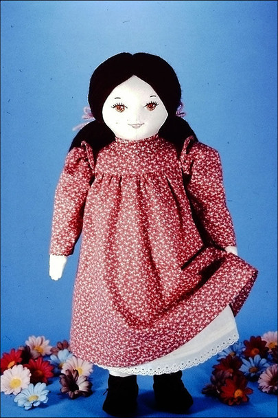 Betsy by Colette Wolff - Cloth Doll Pattern