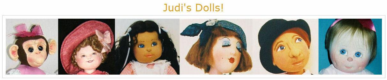 Judi Ward - Judi's Dolls