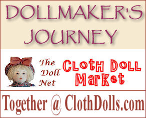 Everything a Cloth Doll Maker Needs Under One Website !
