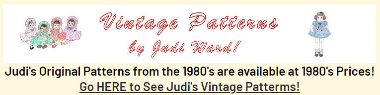 Vintage Patterns by Judi Ward
