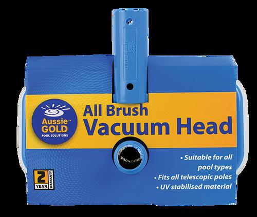 Aussie Gold Vacuum Head Brushed