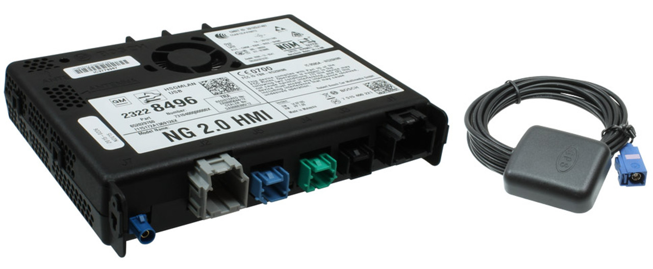 Gm Navigation Hmi Module Upgrage 250 7718d Must Call To