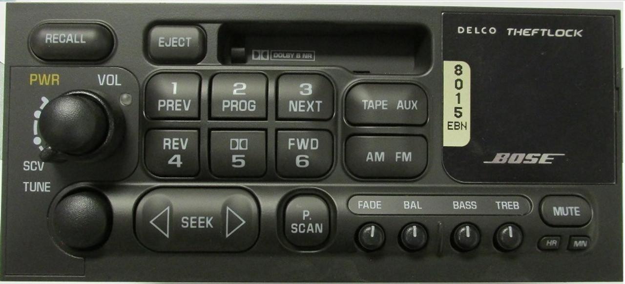 1998 Fm Cassette Part   9354245