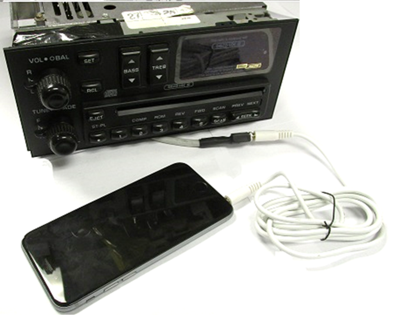 Add Aux Input to most Radios $100 00 Call for details