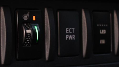 250-1870-TOY Seat Heater Toyota Vehicles w// Custom Switch