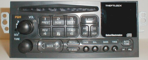 Chevy Factory Car OEM Radio Repair & Replacements for Sale