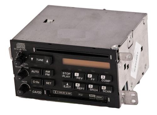 Delco Cassettecd Radios Oem Factory Mr Electronicsrhmnrelectronics: Delco Radio Cd Player Wiring At Gmaili.net