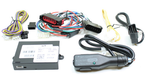 Nissan Sentra at//MT Rostra 250-9604 07-12 Cruise Control
