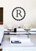 Monogram Wall Decals