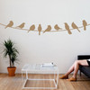 Bird Wall Decals, birds on a wire
