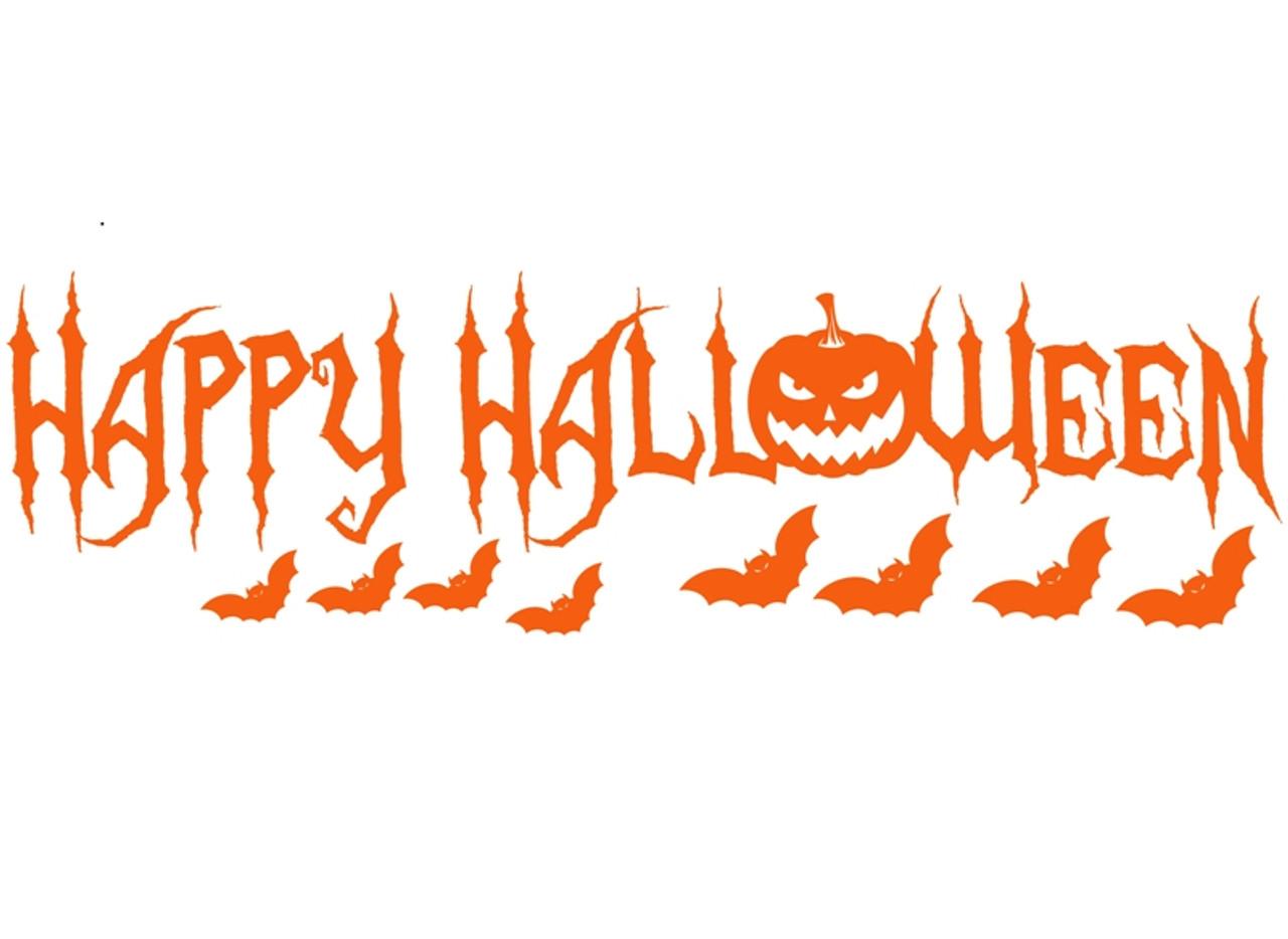 Beige Sayala 6St/ück Halloween Wellpappen Schilder,Happy Halloween Yard Zeichen,K/ürbis Geist S/ü/ßes oder Saures Boo Spukhaus Dekoration Halloween Party