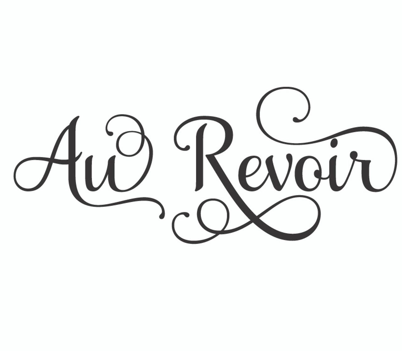 Au Revour