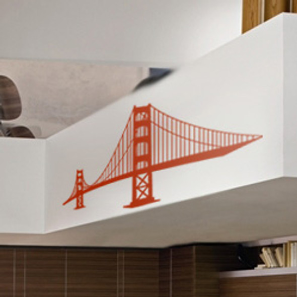 Golden Gate Wall Decals