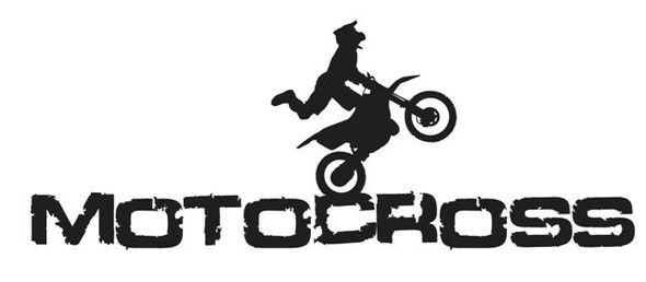 Motocross Wall Decal 2