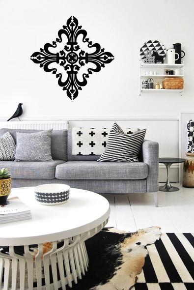 Decorative Wall Decals, Ornamental Wall Decals