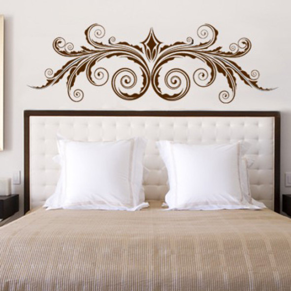 Decorative Headboard Wall Decals