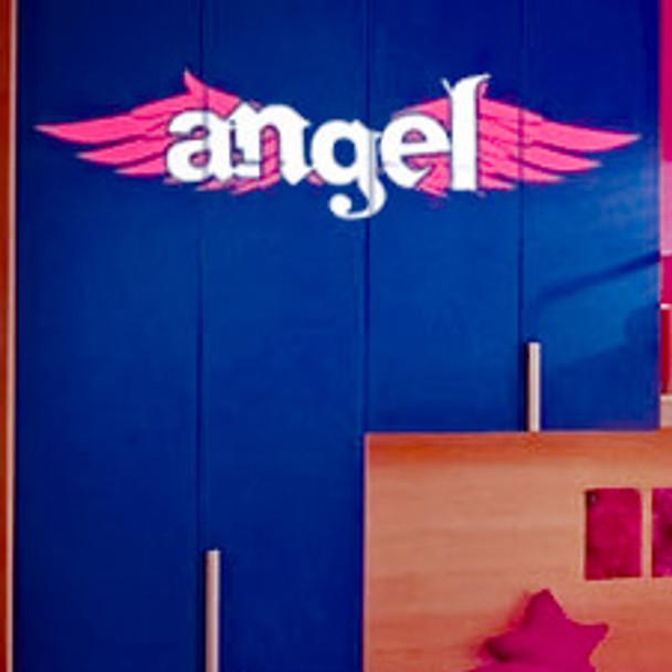 Angel Wall Decals, wall decals, kids wall decals