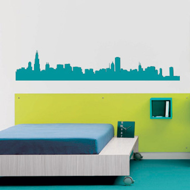 Chicago Wall Decals