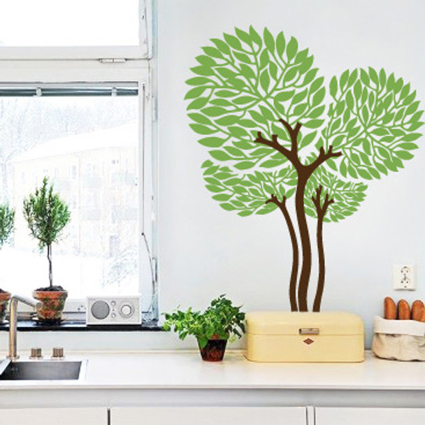 Tree Wall Decals, topiary wall decals
