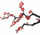Blossom Branch Wall Decals