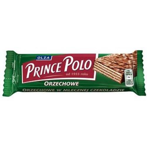 Prince Polo Hazelnut Chocolate Wafer 35g