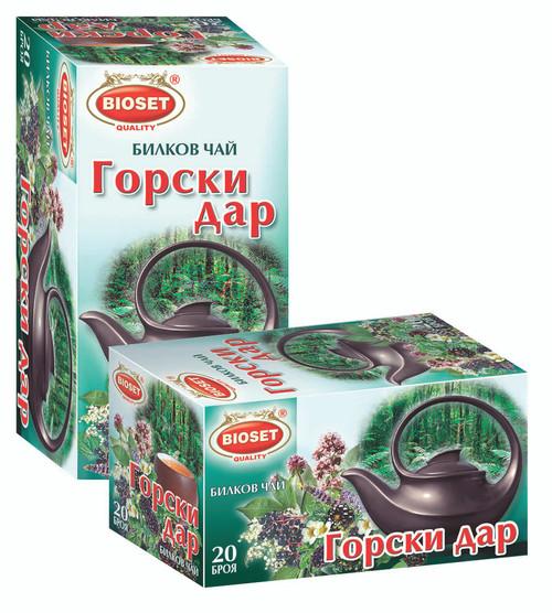 Bioset Forest Gift Tea(ГОРСКИ ДАР)