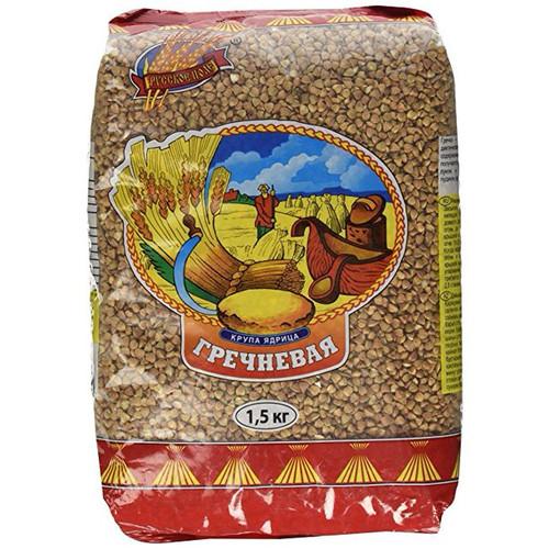 Russkoe Pole Buckwheat - 1.5 kg