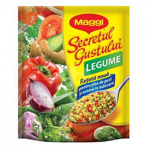 MAGGI Taste of Secret Vegetable Condiments 400g