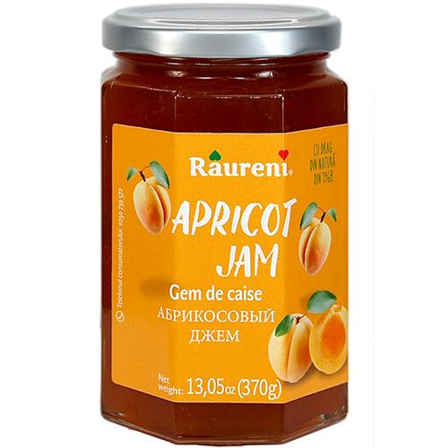 Raureni  Apricot Jam  370g (13 oz)