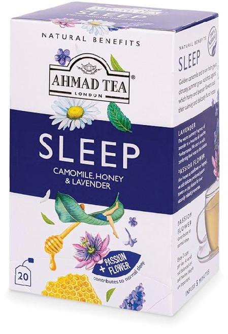 AHMAD NATURAL BENEFITS - SLEEP TEA 20TB