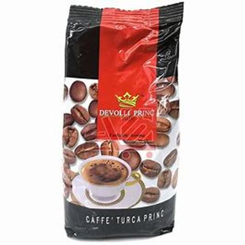 Devolli Caffe Turca Princ Ground Coffee, 500g