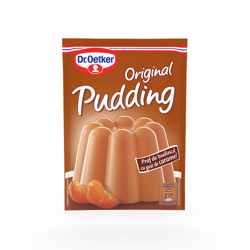 Dr.Oetker CARAMEL Original Pudding 40g